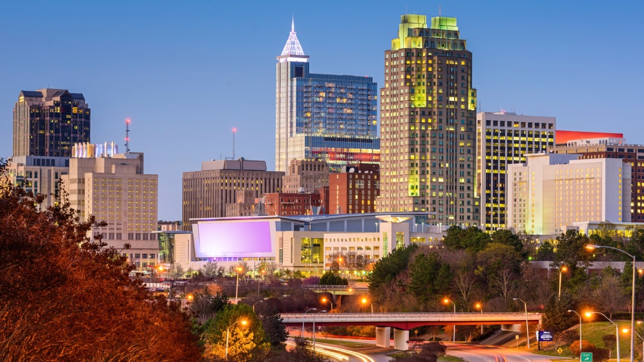 Raleigh | Brooks Pierce
