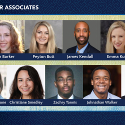 2020 summer associate headshots