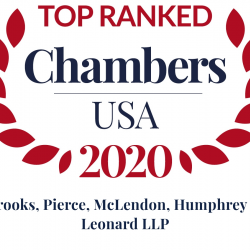 Chambers 2020 Badge