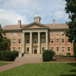 South Building at UNC Chapel Hill