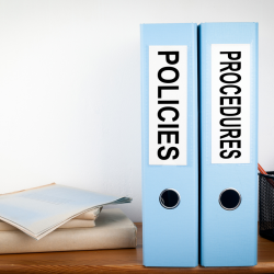 Policies and procedure binders