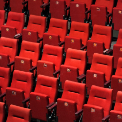 Red Theater Seats