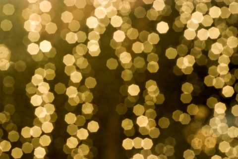 New Year's Lights