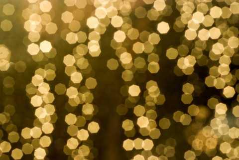 Congratulatory lights