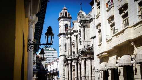 Historic Architecture in Cuba