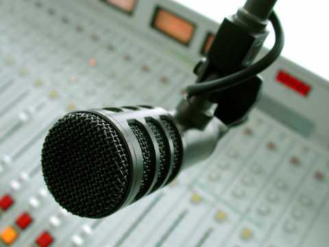 Radio Studio Interview
