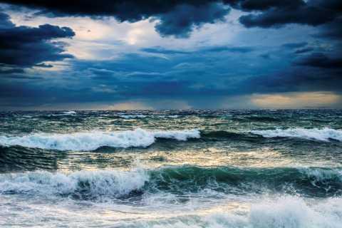 Stormy Seas Ahead