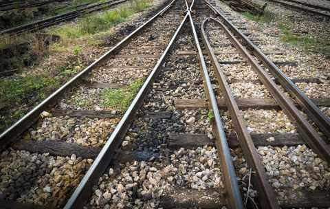 Image of Railroad Tracks