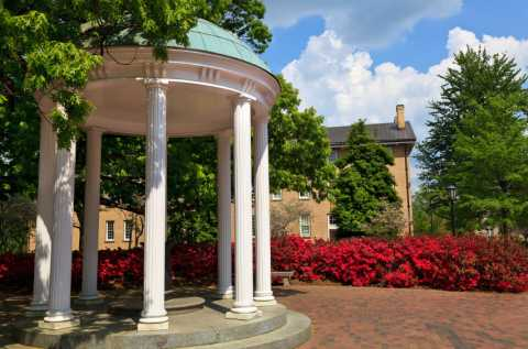 UNC's Old Well