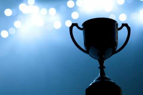 Trophy, winner